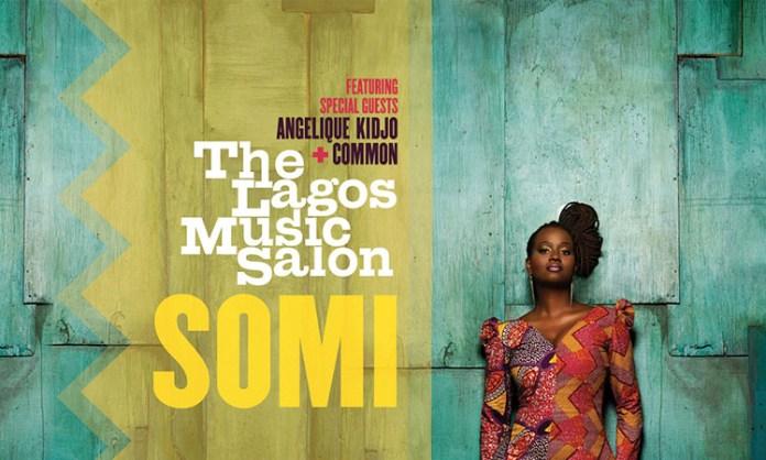 The Lagos Music Salon - Somi
