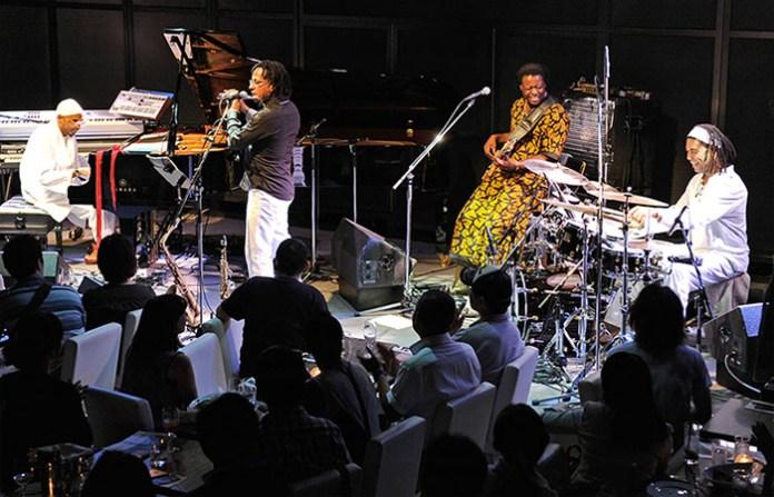 Omar Sosa Quarteto AfroCubano