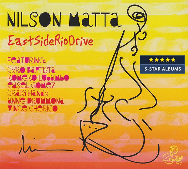 Nilson Matta - East Side Rio Drive