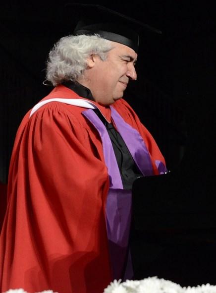 Manuel Obregon at York University Toronto - June 16 2015 08