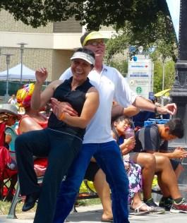 Glen David Andrews Band at the San Jose Jazz Summer Fest 2015 05