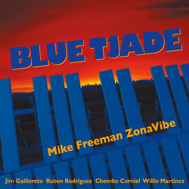 Mike Freeman ZonaVibe Blue Tjade