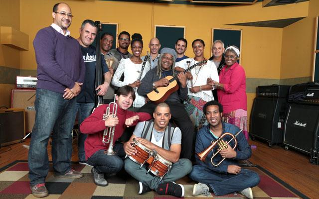 Juan de Marcos & Afro-Cuban All Stars U.S. Tour 2017 - Latin Jazz ...