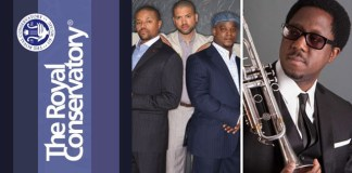 Jason Moran and The Bandwagon & Alexander Brown Trio