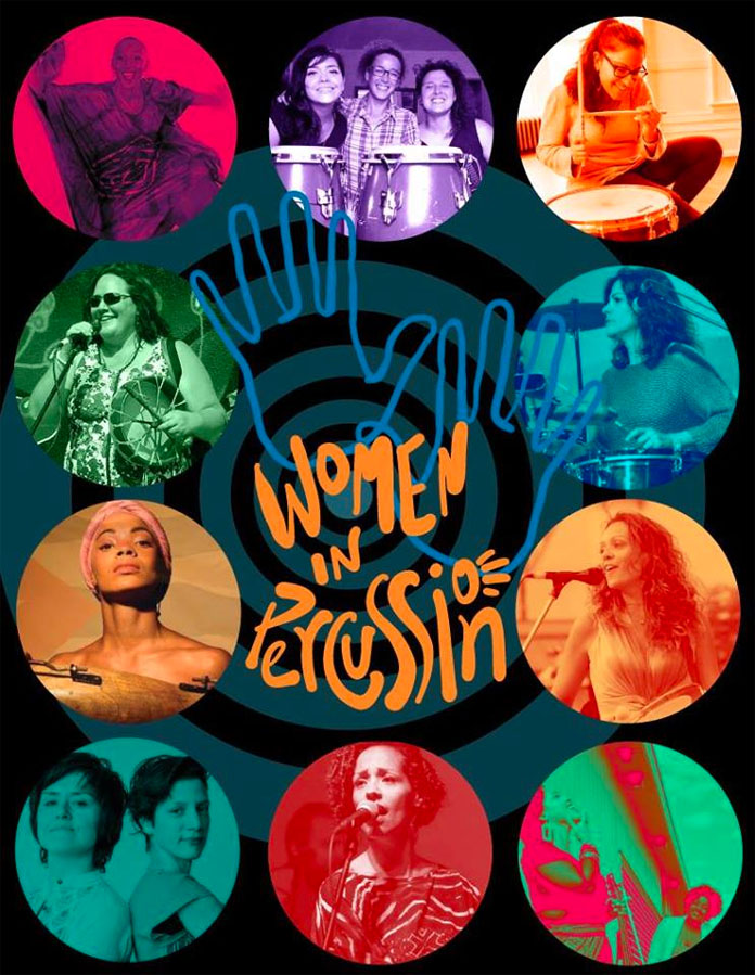 Women in Percussion - Lula Lounge