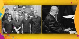 JPEC Presents: Carn Davidson 9 & Hilario Duran Quintet Contumbao