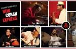 New Cuban Express and Steven Kroon Latin Jazz Sextet
