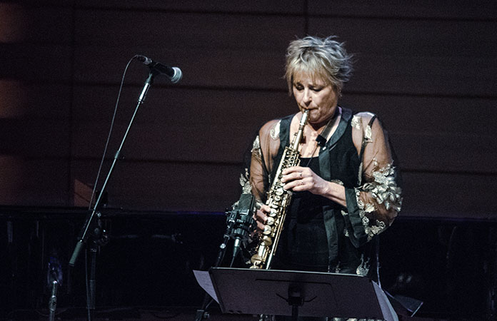 Jane Bunnett and Maqueque at Koerner Hall - Toronto Nov 30 2018