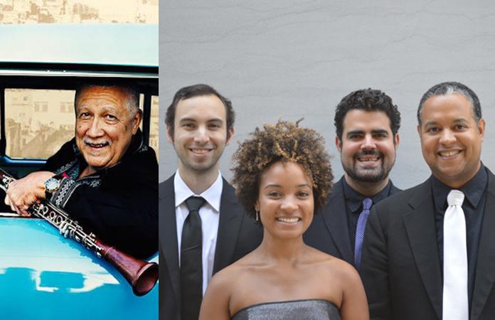 Paquito D'Rivera   Harlem Quartet: Music in the Rarefied Realm