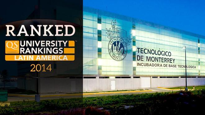 Tec de Monterrey, una de las mejores universidades de México