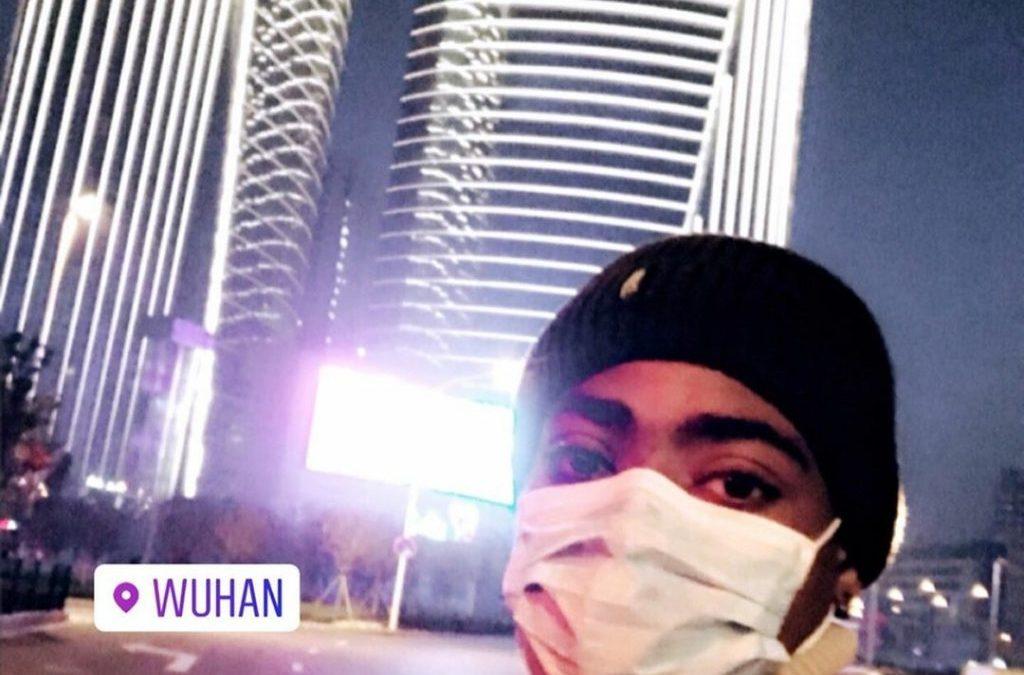 Estudiante triunfa en instagram al compartir su día a día en Wuhan, China