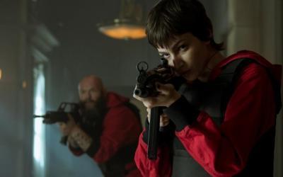 La serie de Netflix 'La Casa de Papel', estrenó el tráiler de su cuarta temporada