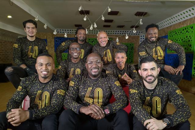 Grupo Niche de Cali, hace historia ganando su primer Grammy Anglo.