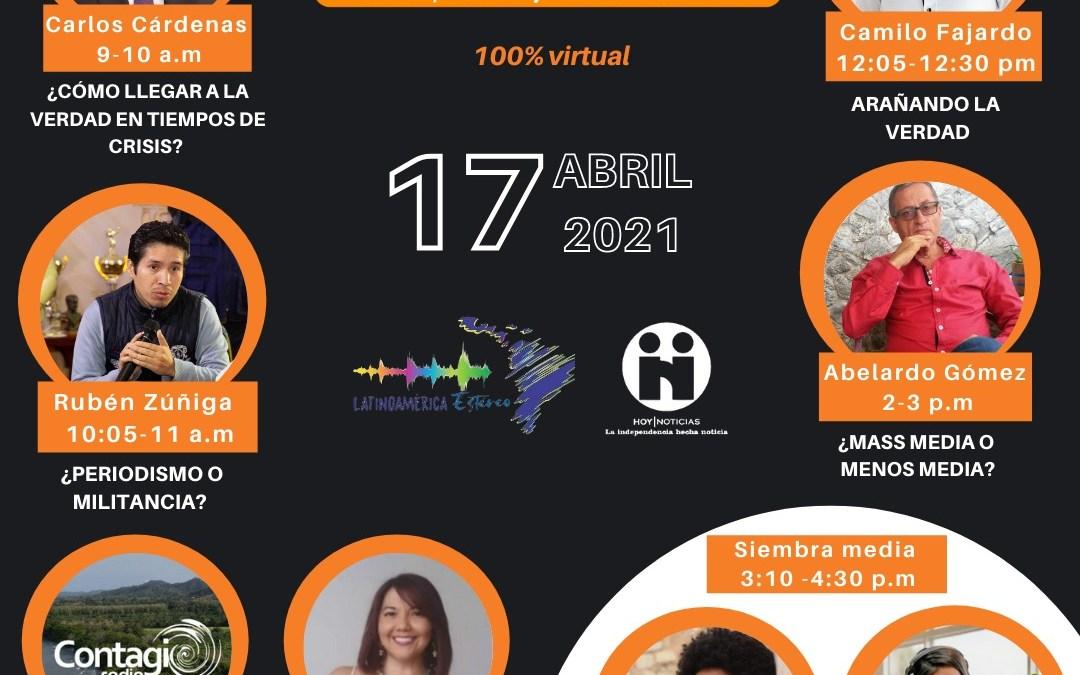 GRACIAS:Todo un éxito el Congreso de Periodismo Independiente y Emprendedor
