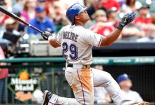 Photo of Adrian Beltre's climb up the all-time hits list hits a snag