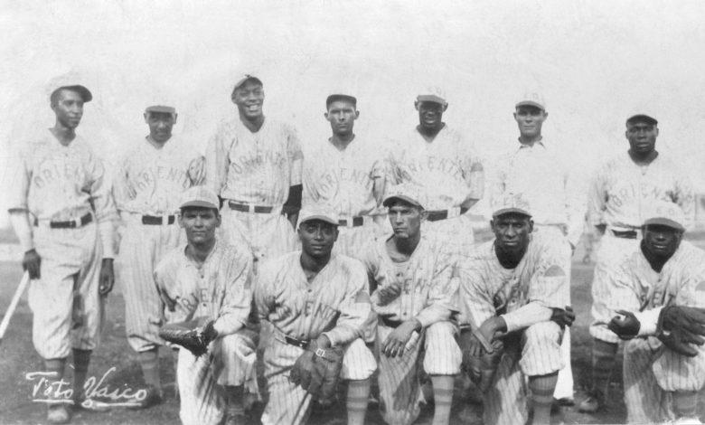 The Estrellas Orientales of San Pedro de Macoris were national champs in 1936.