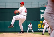 Photo of THIS DAY IN BÉISBOL April 28: 'Big Sexy' Bartolo Colon hurls his way to history