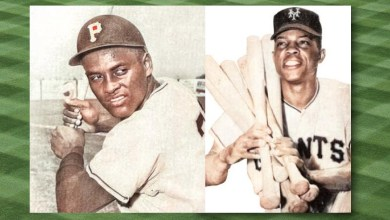 Photo of THIS DAY IN BÉISBOL May 6: Roberto Clemente ruins Willie Mays' birthdays