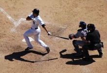 Photo of THIS DAY IN BÉISBOL August 11: Carlos Quentin hit by a pitch in 5th straight game