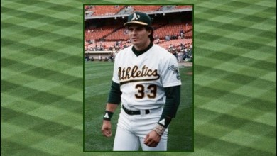 Photo of THIS DAY IN BÉISBOL August 6: Jose Canseco joins the 30-30 Club