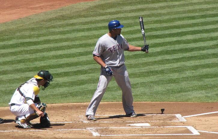 NELSON CRUZ, 447: Still a dangerous hitter at 40, Cruz is now helping a solid Tampa Rays team reach a third straight postseason.