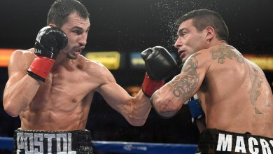 Photo of Look back at Postol vs. Matthysse (HBO Boxing)
