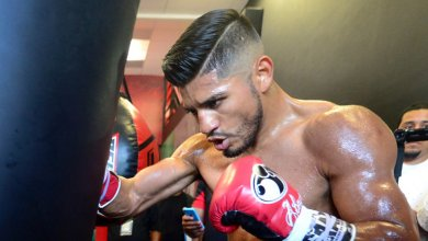 Photo of Abner Mares: Hardest Challenge is Ahead with Cuellar on Showtime