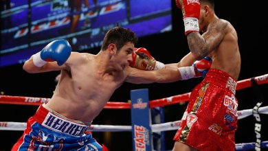 Photo of Mauricio Herrera: Career again in balance against Cano
