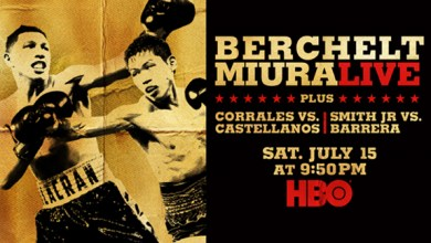 Photo of HBO Boxing Insider Kieran goes one on one with Miguel Berchelt