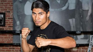Photo of MIKEY GARCIA vs. SERGEY LIPINETS  L.A. PRESS CONFERENCE ALERT