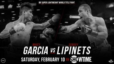 Photo of Three-Division World Champion Mikey Garcia, Saturday, Feb. 10 Live on SHOWTIME®