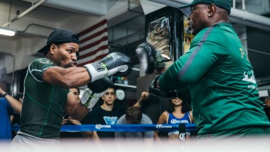 Photo of SHOWTIME SPORTS®RELEASES DANNY GARCIA AND SHAWN PORTER