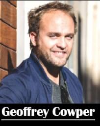 Geoffrey Cowper es oriundo de Barcelona, graduado en Producción Cinematográfica de Barcelona y director de varios films, que ha presentado en numerosos festivales de cine.