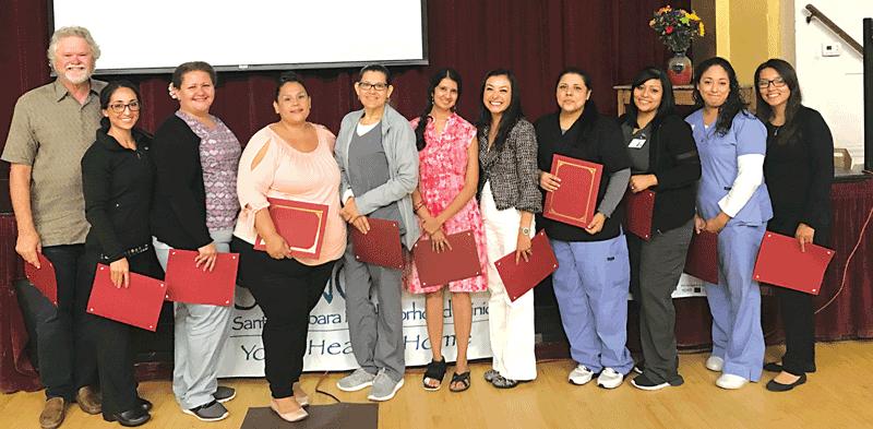 Las SBNC celebraron la Semana Nacional de Salud