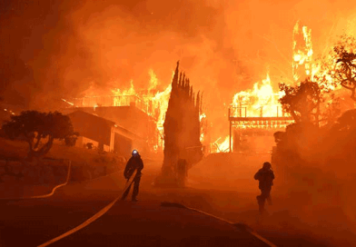 Incendio Thomas: el peor en la historia de Ventura  Thomas Fire: the worst fire in Ventura's history