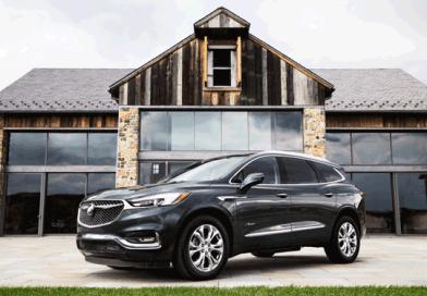 La Buick Enclave 2018: lujo tecnología y espacio