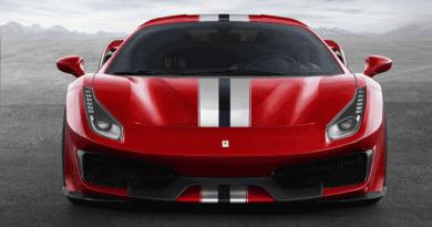 Ferrari lista para presentar el 488 Pista en septiembre