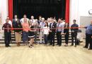 El SBUSD reinaugura salón en la Harding School