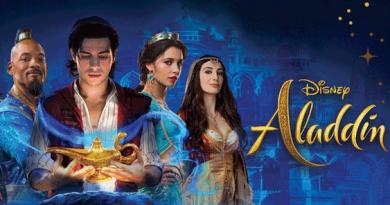 """""""Aladino"""": el mejor remake de Disney"""