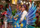 EL Museo de Historia Natural de SB celebra a lo grande el día de muertos