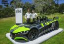 California tuvo la presentación de un súper auto fabricado en México