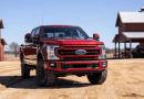 Ford implementa mejoras para la Serie F Super Duty del 2022