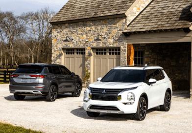 Mitshubishi Outlander 2022 el más seguro SUV