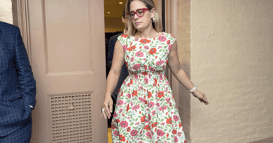 Sen. Sinema condemns Latino activists  after confrontation