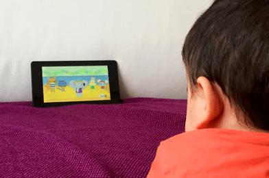 Abuso de pantallas causa daño al desarrollo intelectual en niños