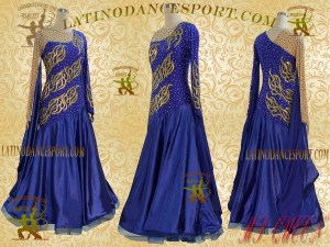 Latinodancesport Ballroom Dance SDS-66 Standard/Smooth Dress Tailored Competition