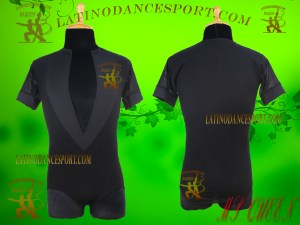 Latinodancesport Ballroom Dance Menswear Shirt Tailored MDS-14
