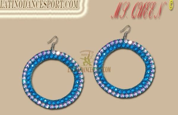 Latinodancesport Dances Accessories-Earrings-ER-01