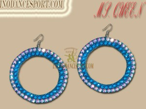 Latinodancesport Dances Accessories-Earrings-ER-01