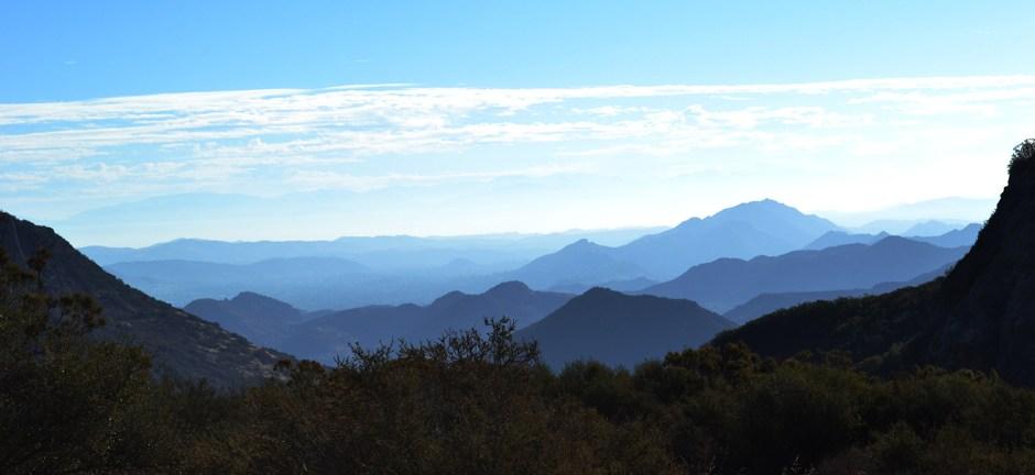 Sandstone Peak Hike Morning